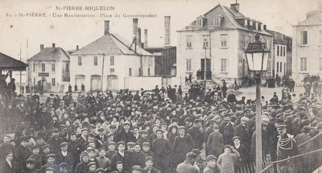 L'histoire des îles St-Pierre-et-Miquelon – Comment utiliser ce site.
