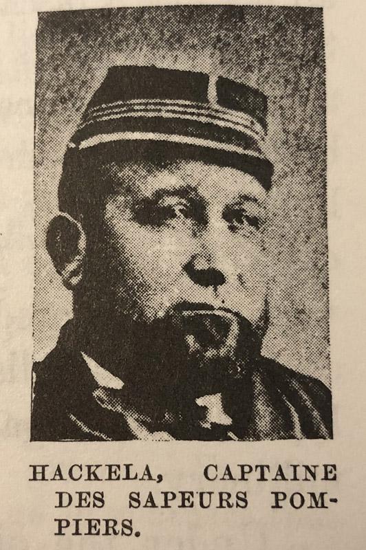 Charles Hacala ? Photo tirée de D.W. Prowse, 1895.
